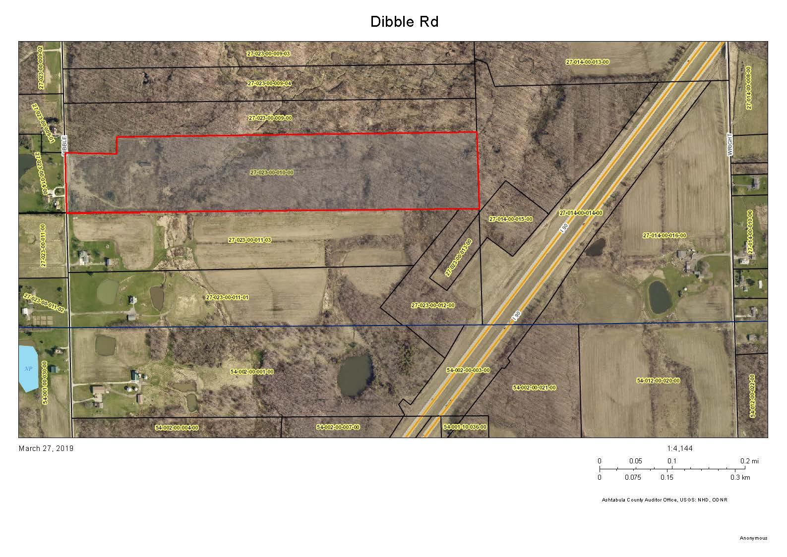 5160 Dibble Rd Kingsville, Ohio